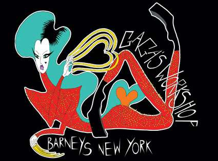 Barneys New York Gaga