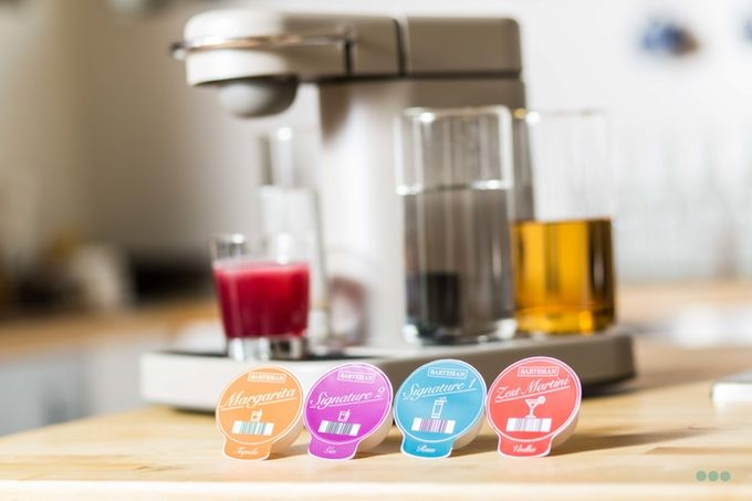 Single-Serve Cocktail Machines