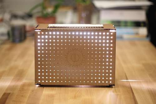Color-Sensing Toasters