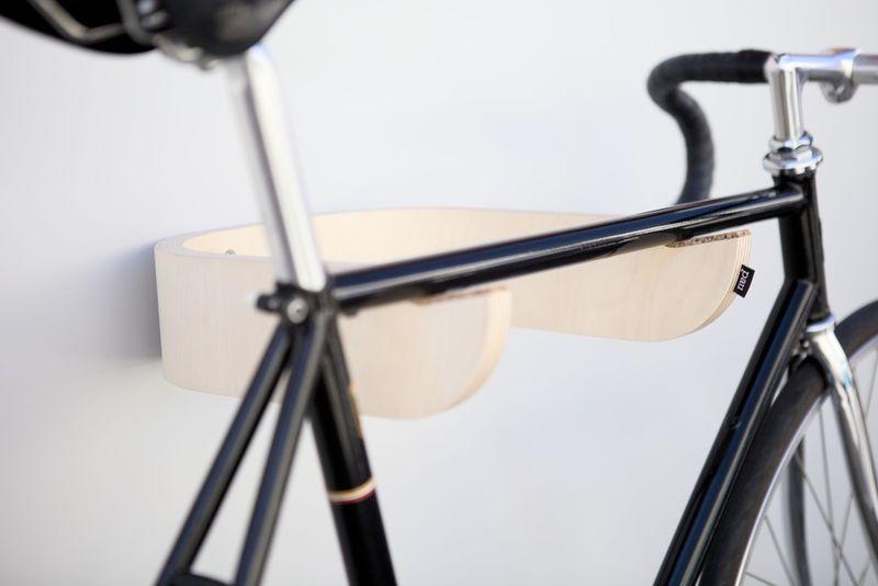 Beautiful Basic Bike Racks