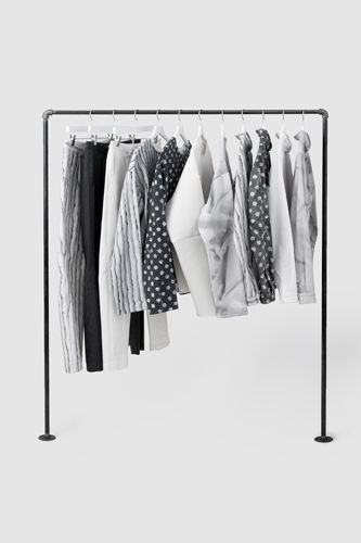 Monochromatic Menswear Lines