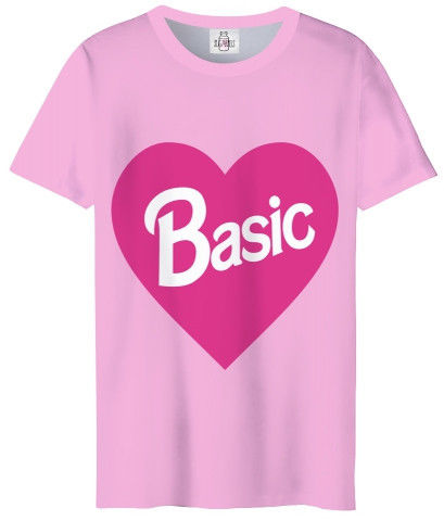 Heartfelt Basic Tees