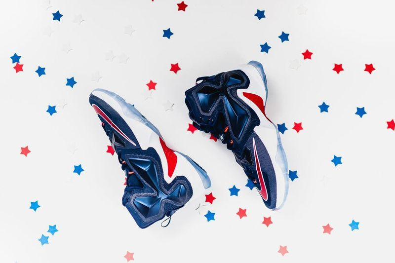 Patriotic Presidental Footwear