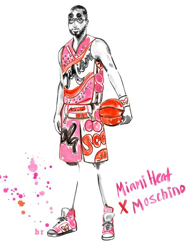 Designer Basketball Jerseys