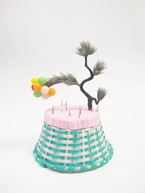 BaskeTREE by Amy Santoferraro