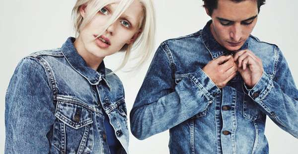 Denim Fashion Duos