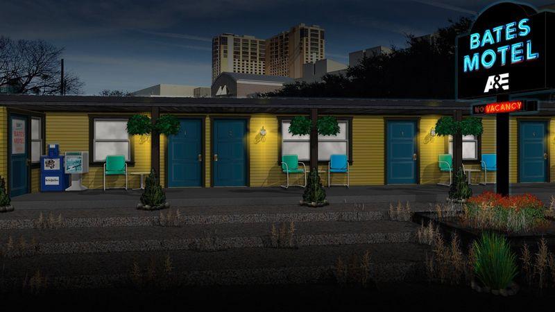 Movie Motel Recreations