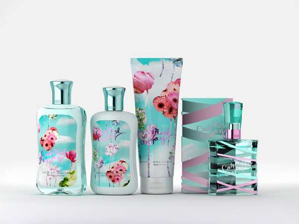 Floral Fantasy Packaging