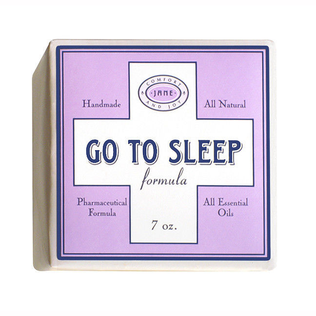 Effervescent Sleep Aid Soaps