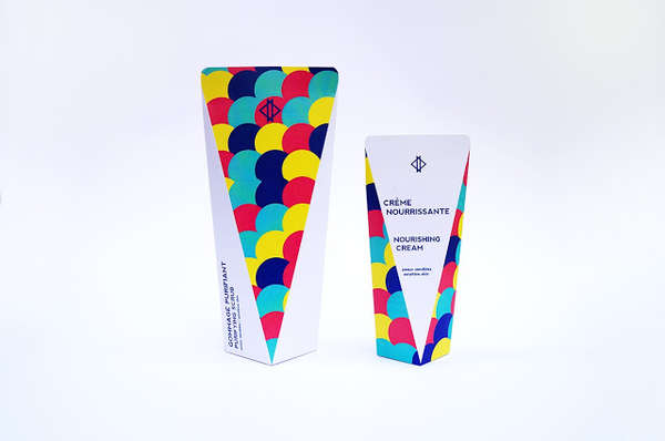 Scaly Chromatic Packaging