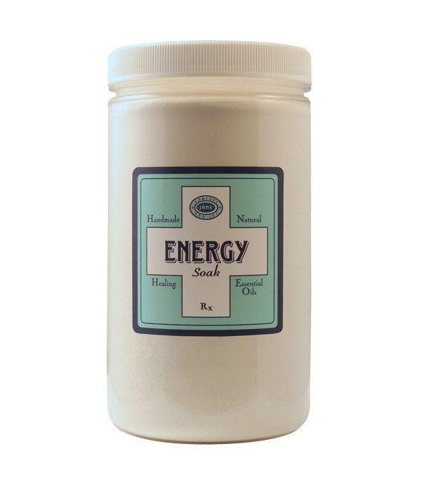 Energizing Bath Soaks