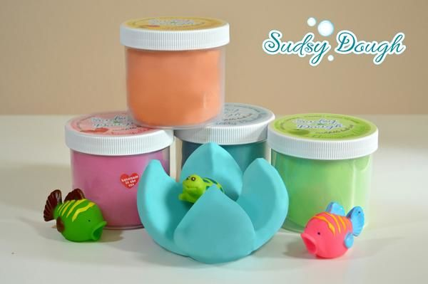 Moldable Soap Toys