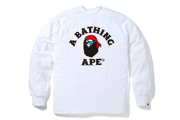 Bathing Ape Pirate Store