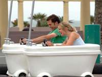 Bathtub Racing