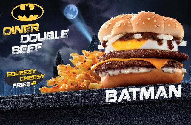 Vigilante Fast Food Meals