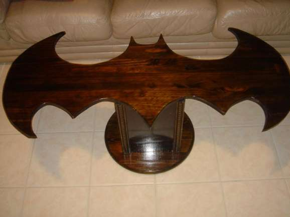 Classic Superhero Furniture