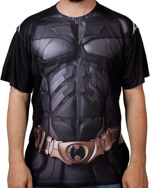 Superhero Costume Shirts