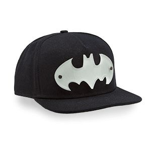 Glowing Superhero Snapbacks