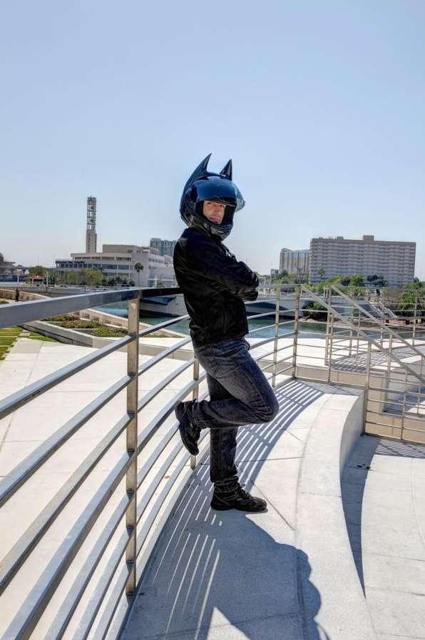 Masked Vigilante Motorcycle Helmets