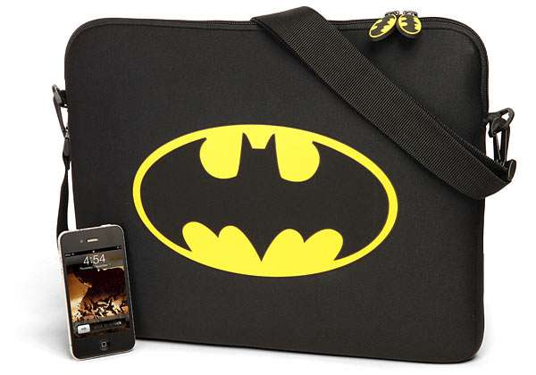 Batman Laptop Sleeve