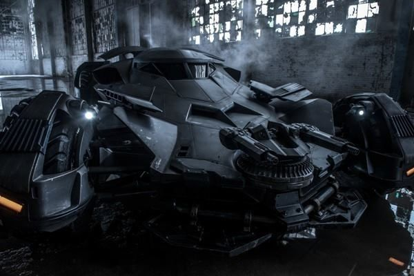 Superhero Vehicle Makeovers