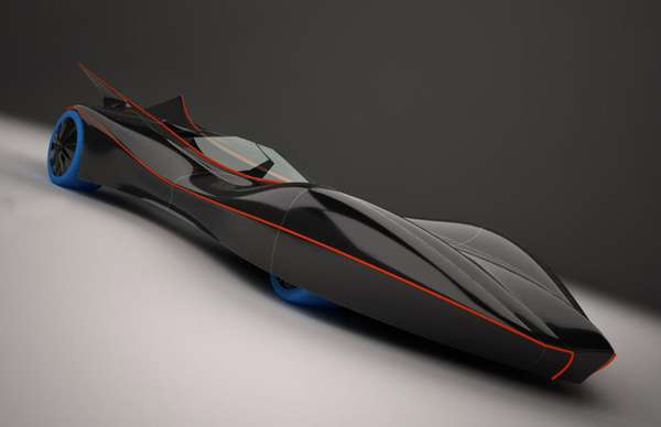 Batmobile Design Competition