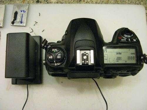 DIY Camera Battery Extenders
