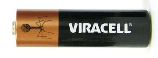 Viral Battery Fabrics