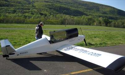 Battery-Powered Airplanes