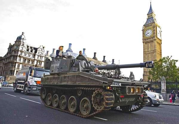 Combat Commute Vehicles