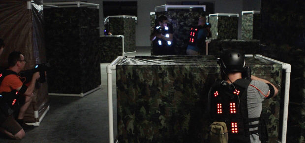 Electrifying Laser Tag Games