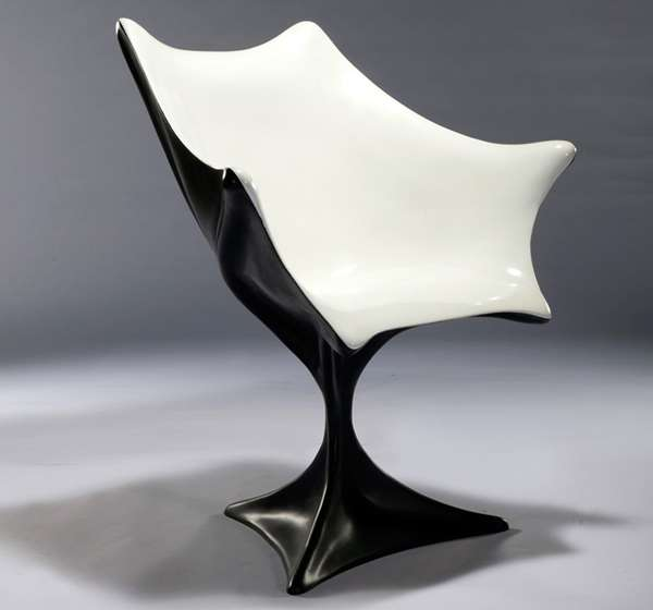 Chiroptera-Inspired Seating