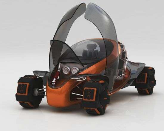 Insectified ATVs