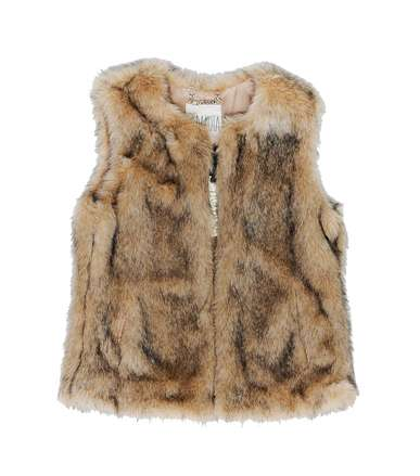 Fluffy Fur Vests