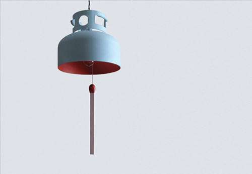 bbq lamp by la firm