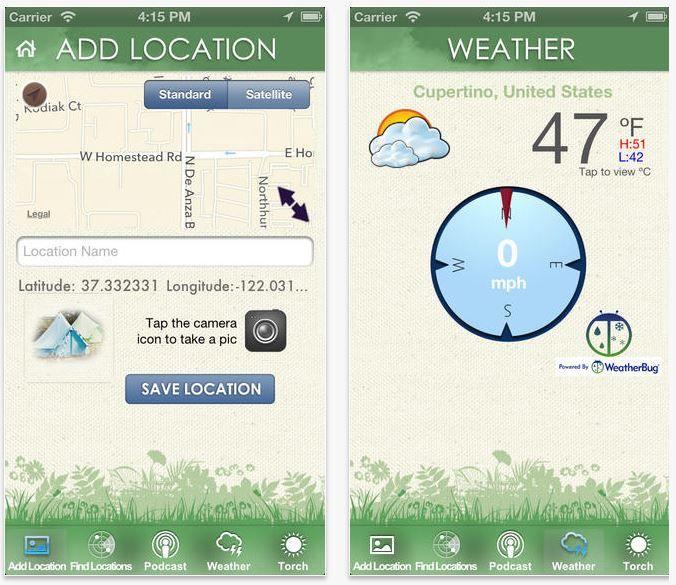 Festival Navigation Apps