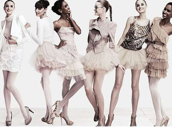 Snowy Tutu Fashion