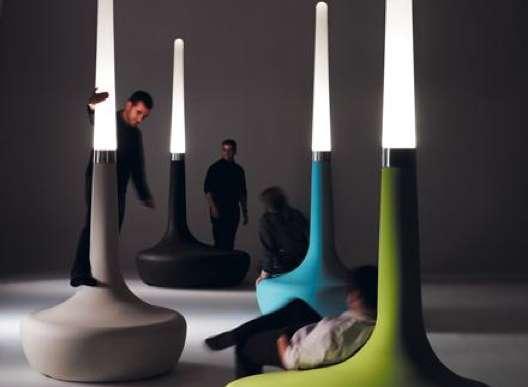 Illuminated Ladle Loungers