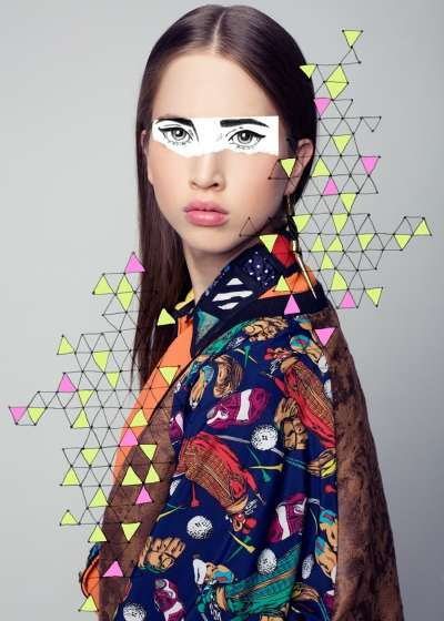 Illustration-Infused Editorials