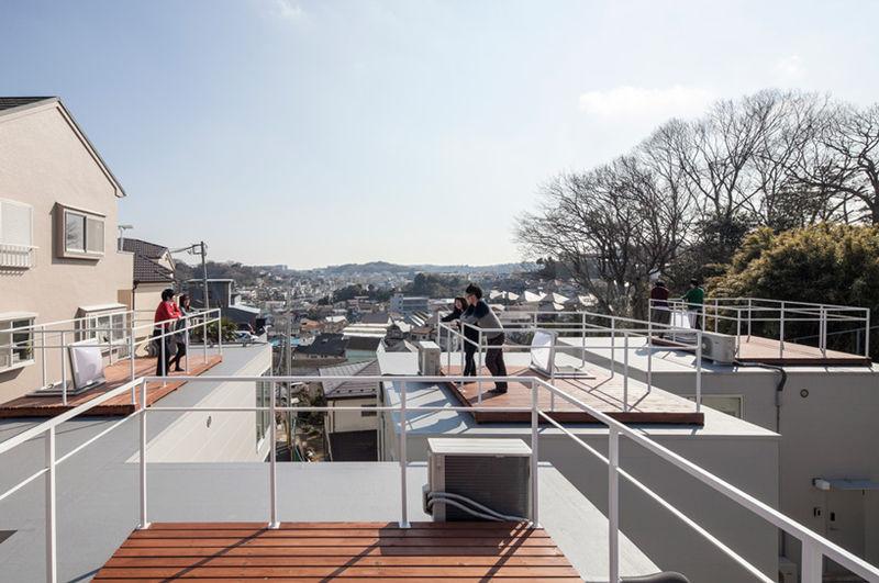 Interlocked Apartment Architecture
