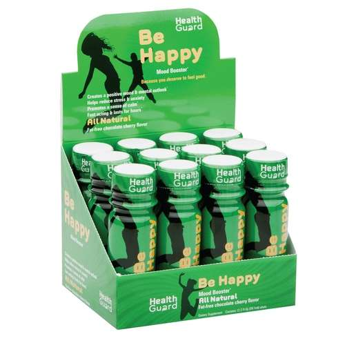 Be Happy energy shot