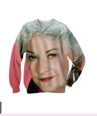 Nostalgic Sitcom Sweaters