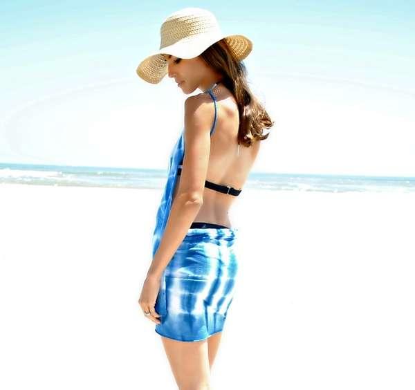 DIY Backless Beach Dresses