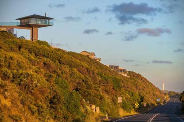Magical Levitating Beach Houses