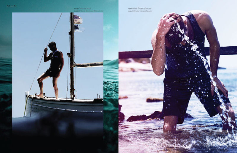 Scenic Fisherman Editorials