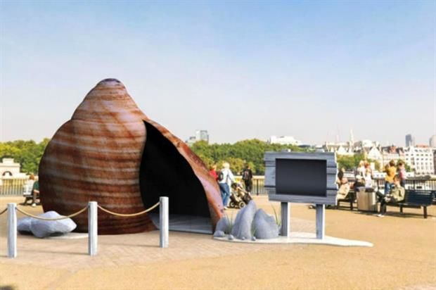 Imitation Beach Installations