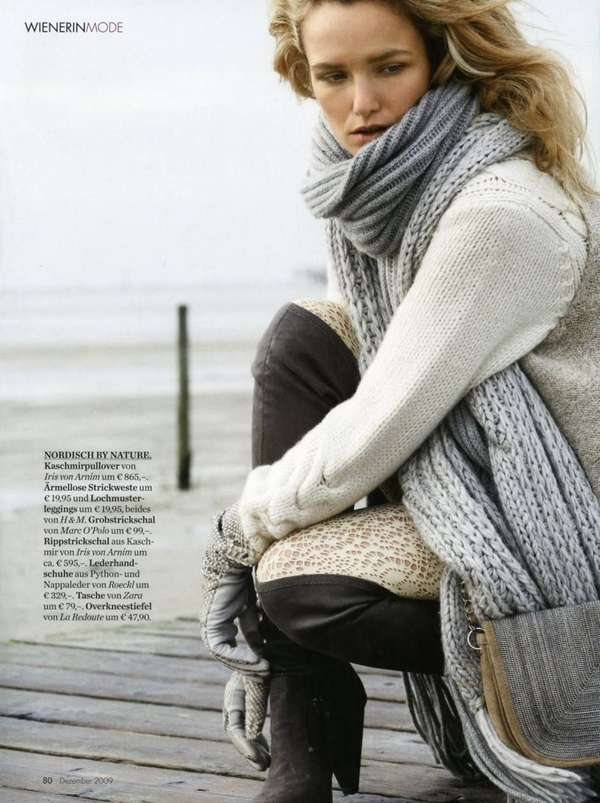 Winter Beach Editorials