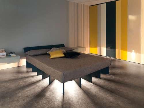 Space-Age Bedroom Furniture