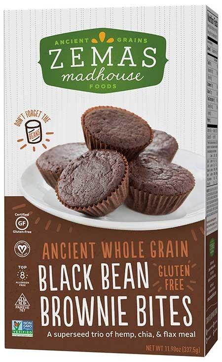 Healthy Bean Brownies