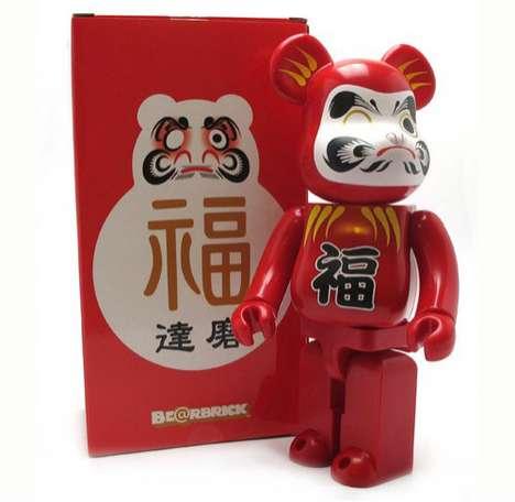 Buddhist Fortune Designer Toys